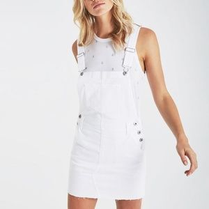 NWT Adriano Goldschmied Kaitlin Overall Dress